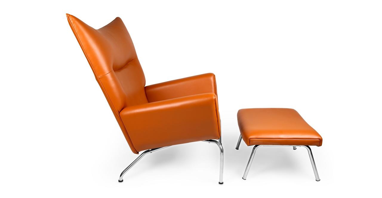 Hans wegner wing chair