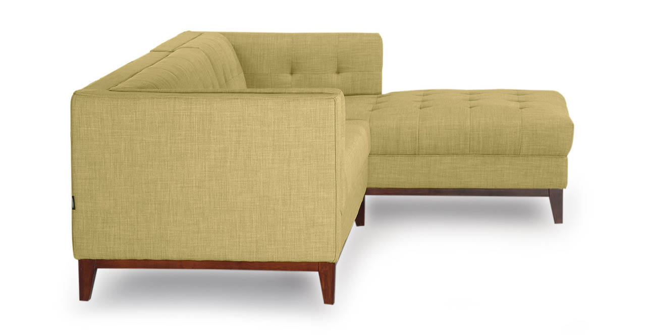 Modernism chaise sectional