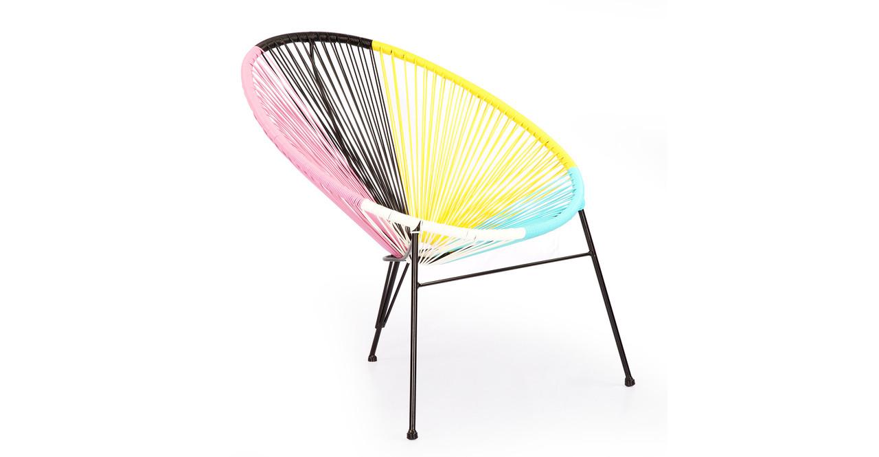 acapulco modern outdoor chair