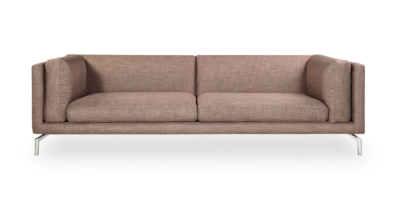 Basil Loft Sofa, French Press