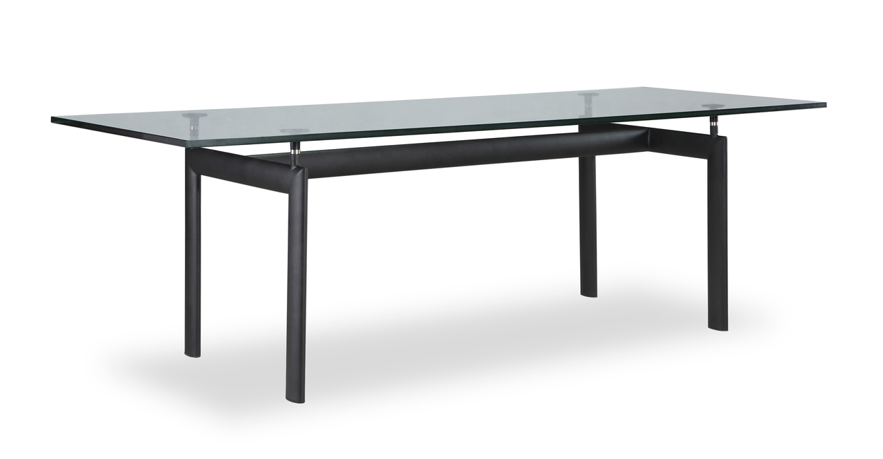 "LC6 89"" Modern Dining Table"