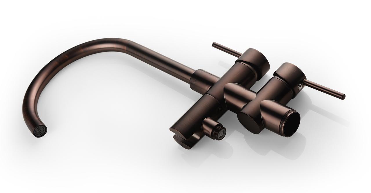 LaCascata Tub Faucet, Oil Rubbed Bronze