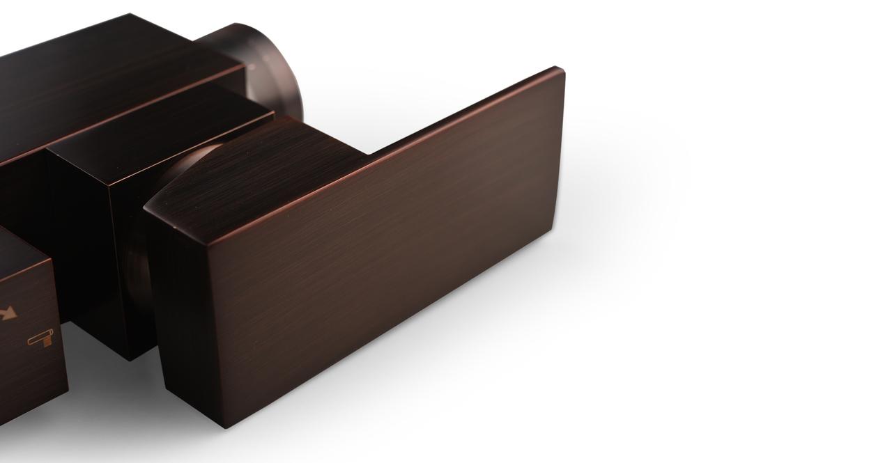 Snoqualmie Tub Faucet, Oil Rubbed Bronze