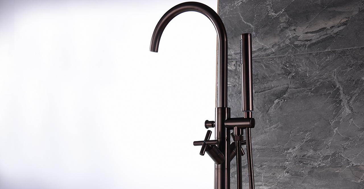 Alamere Tub Faucet, Oil Rubbed Bronze
