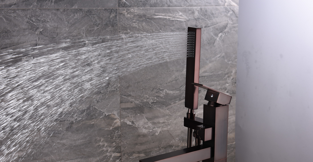 Yosemite Tub Faucet, Oil Rubbed Bronze