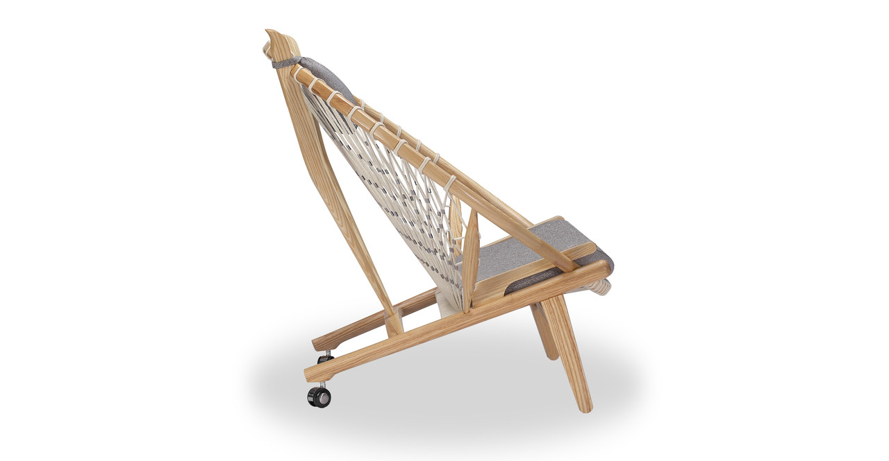 Circle Hoop Chair, Urban Pebble/Ash