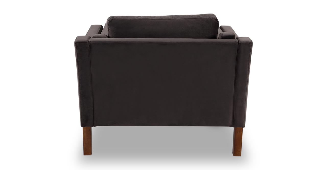 Monroe Chair, Shadow Velvet