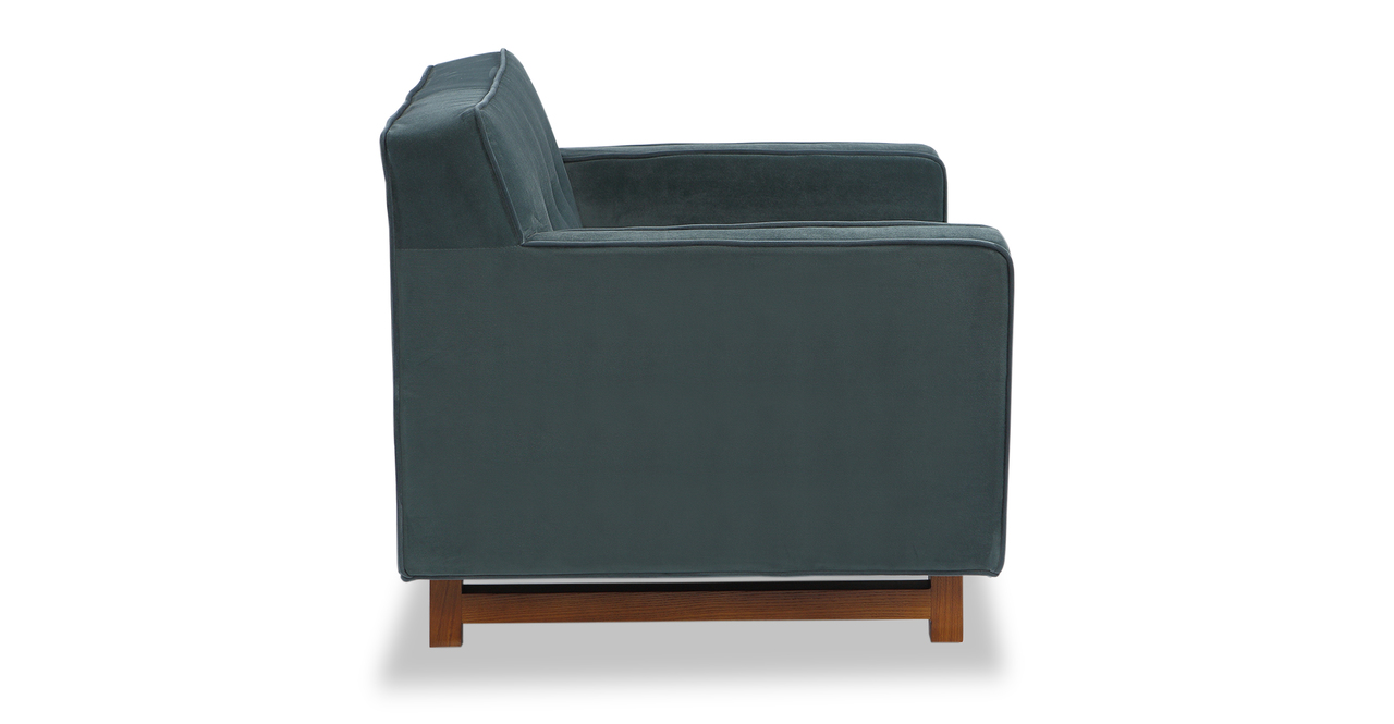 Kennedy Chair, Neptune Plush
