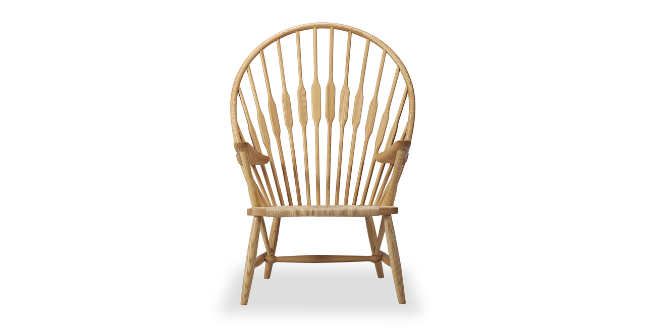Peacock Chair, Ash Wood