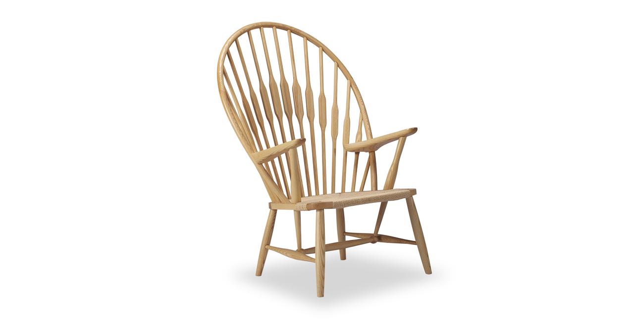 Peacock Chair, Ash Wood
