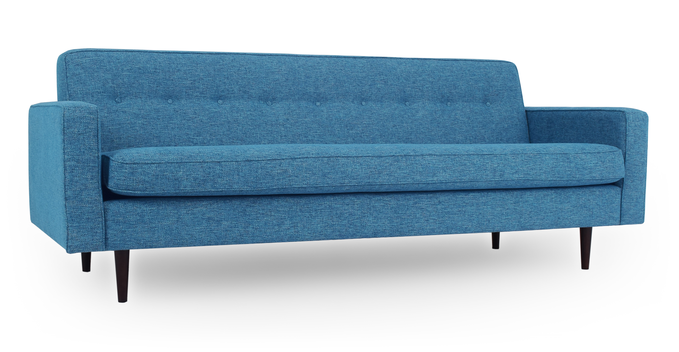 "Eleanor 85"" Fabric Sofa, Bliss"