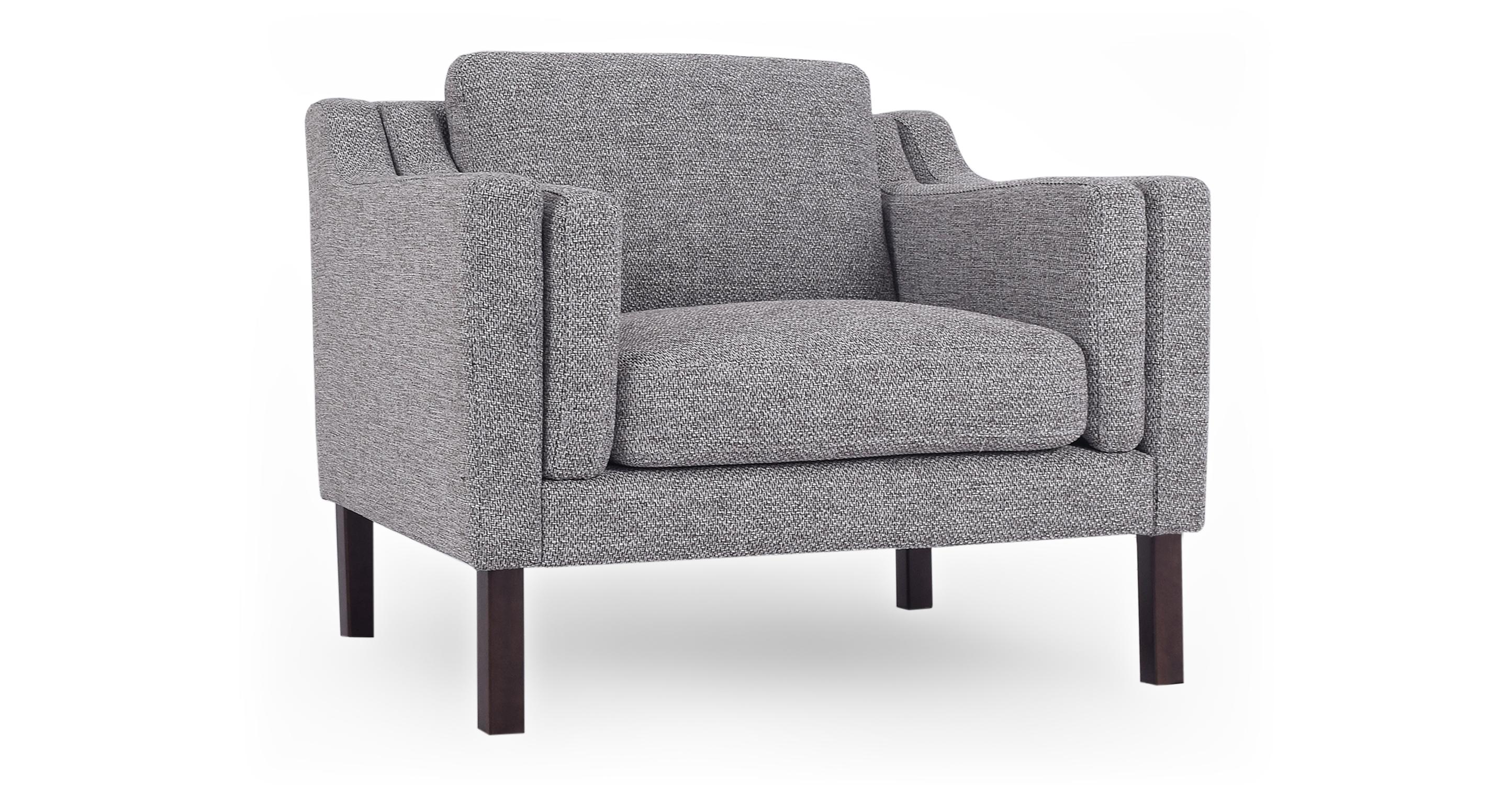 """Monroe 39"""" Fabric Chair, Eichler"""