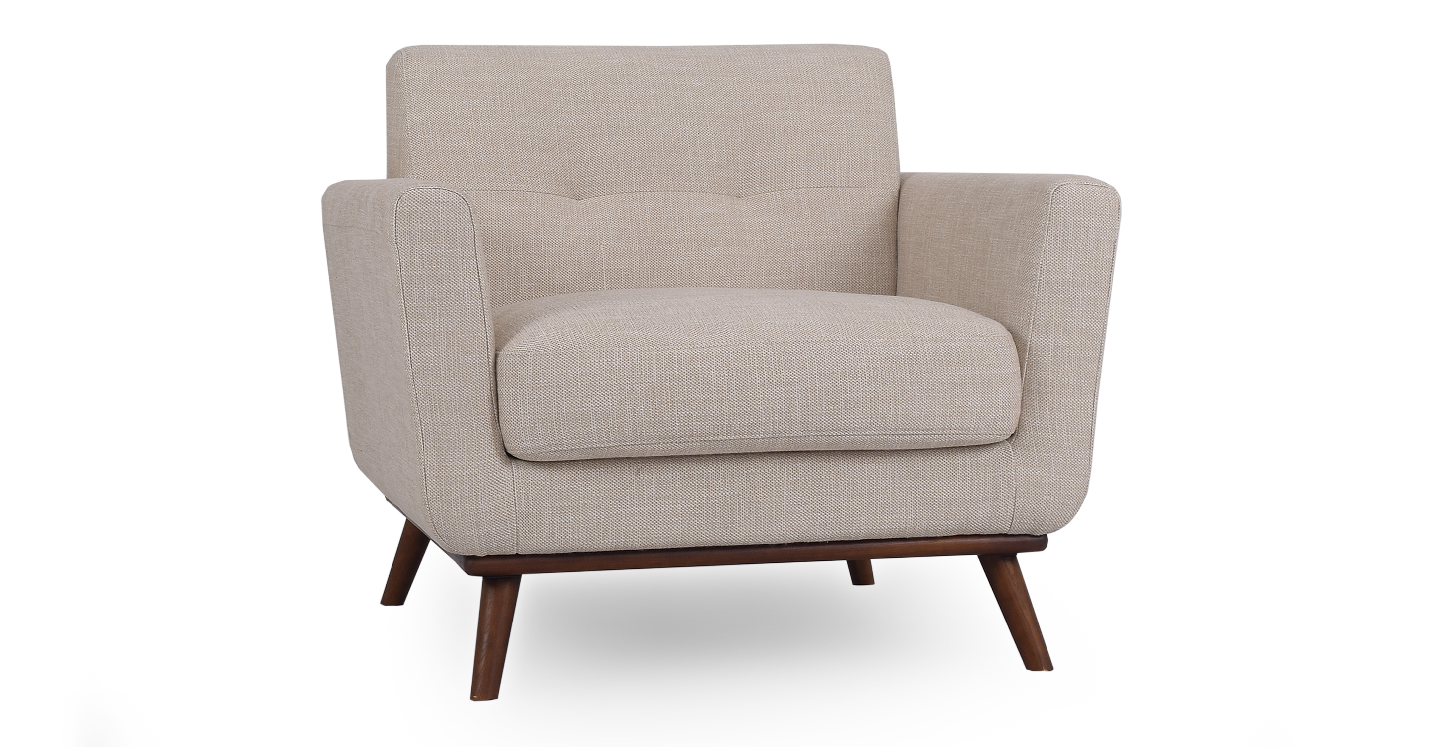 "Jackie 38"" Fabric Armchair, Renewal"