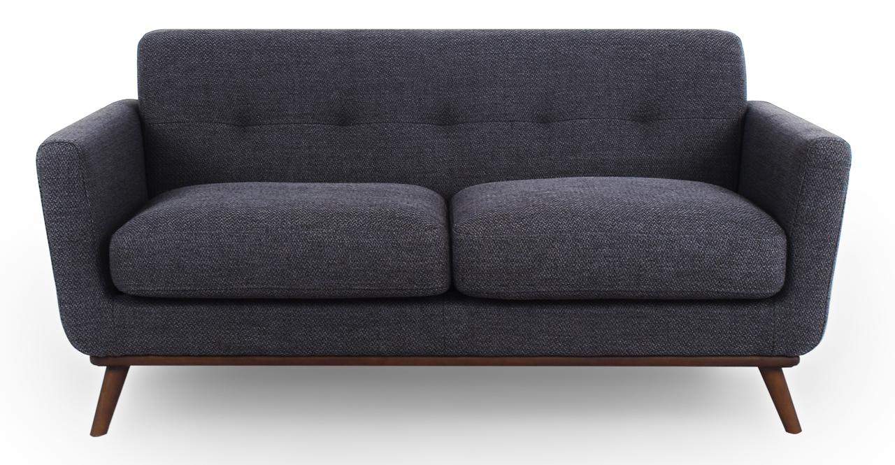 """Jackie 67"""" Fabric Sofa, Niemeyer"""