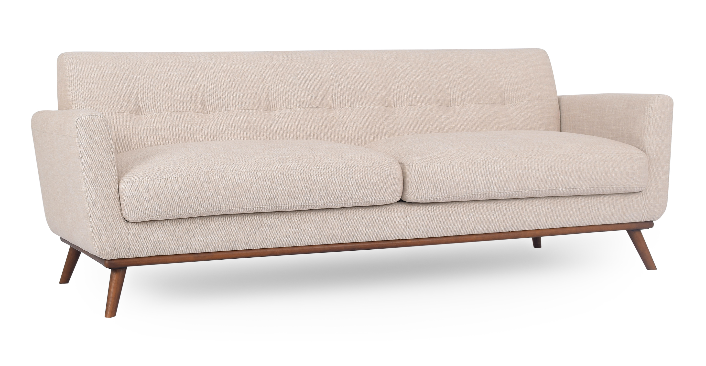 "Jackie 88"" Fabric Sofa, Renewal"