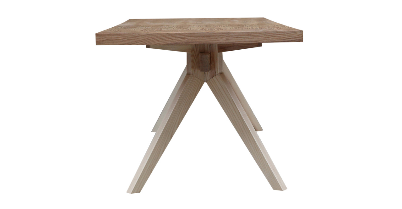 Audrey Dining Table, Ash