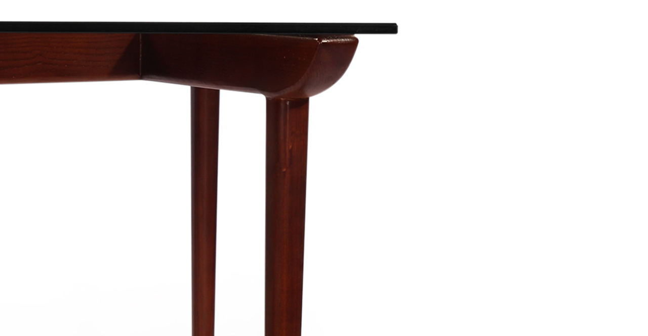 Deco Timber KO Dining Table, Walnut