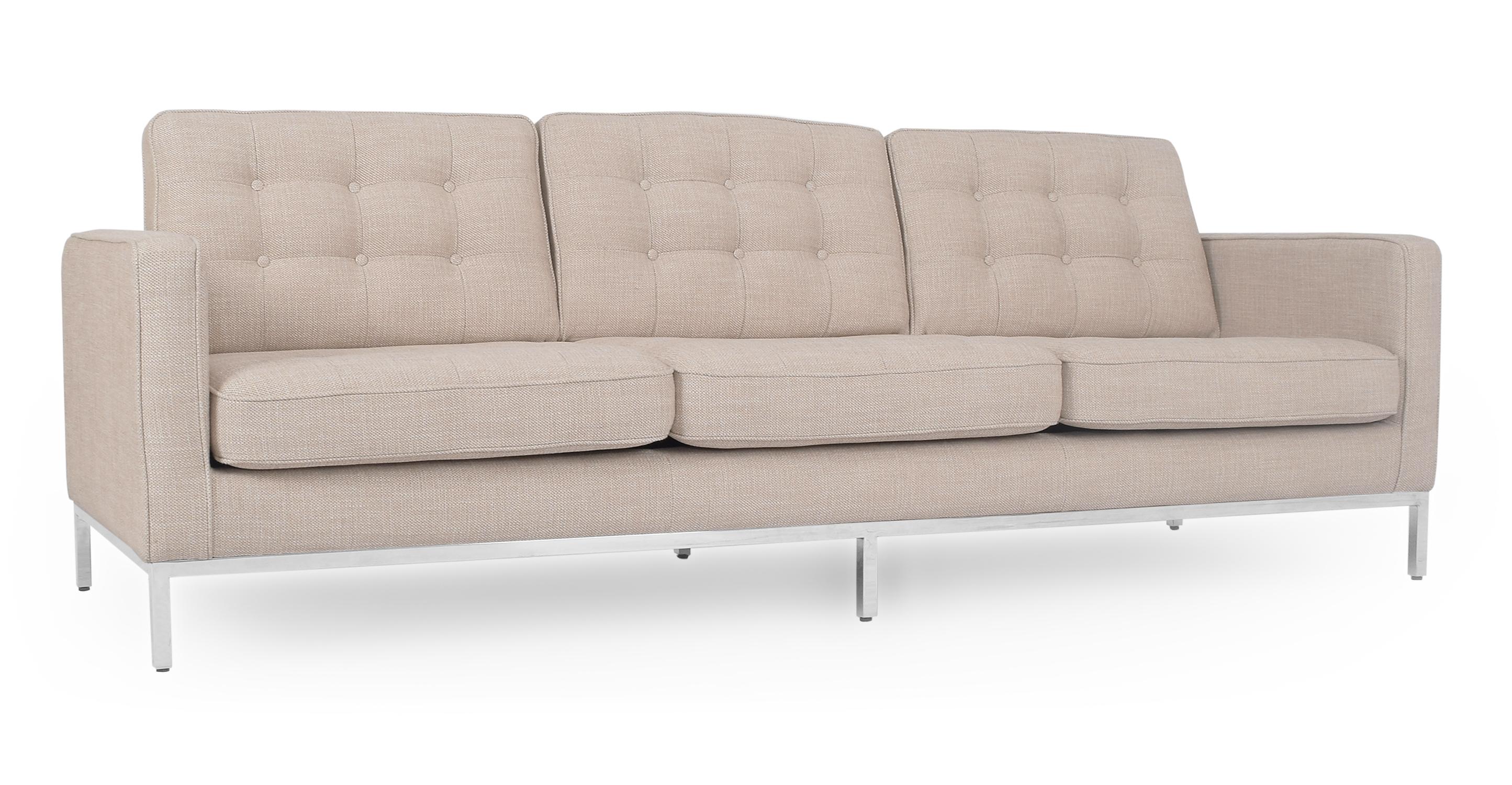 "Florence 89"" Fabric Sofa, Renewal"
