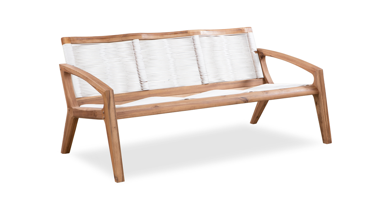 Porto 4-pc Solid Wood Outdoor