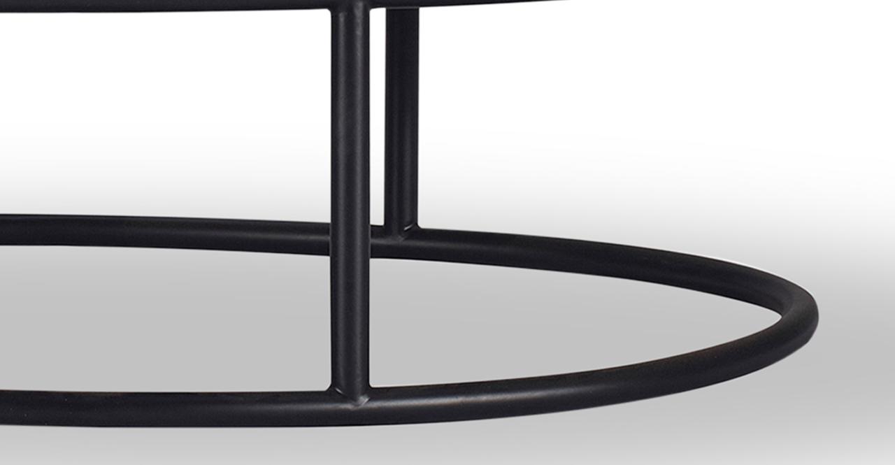 Crescent Coffee Table, Ash