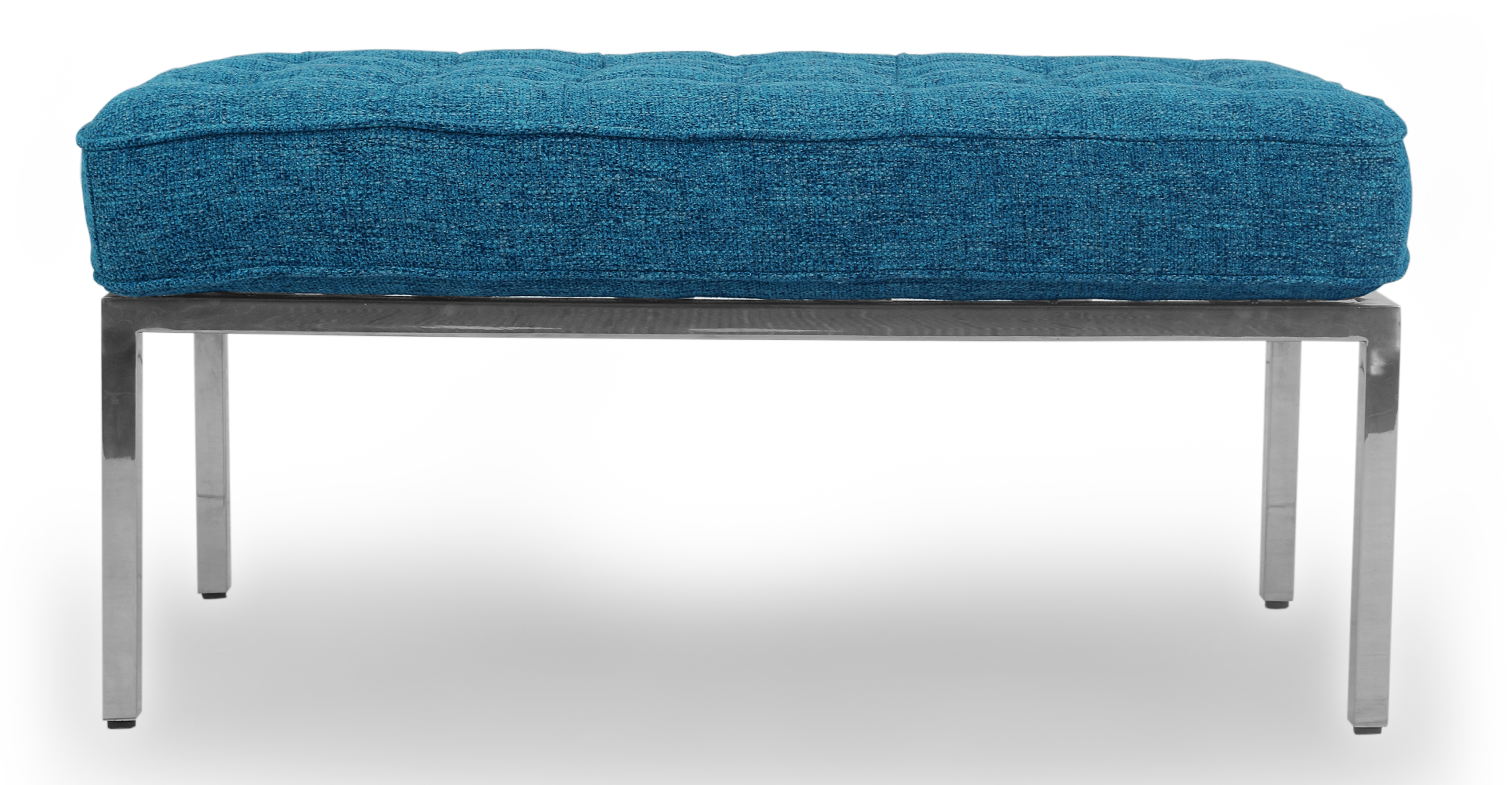 """Florence 36"""" Fabric Bench, Bliss"""