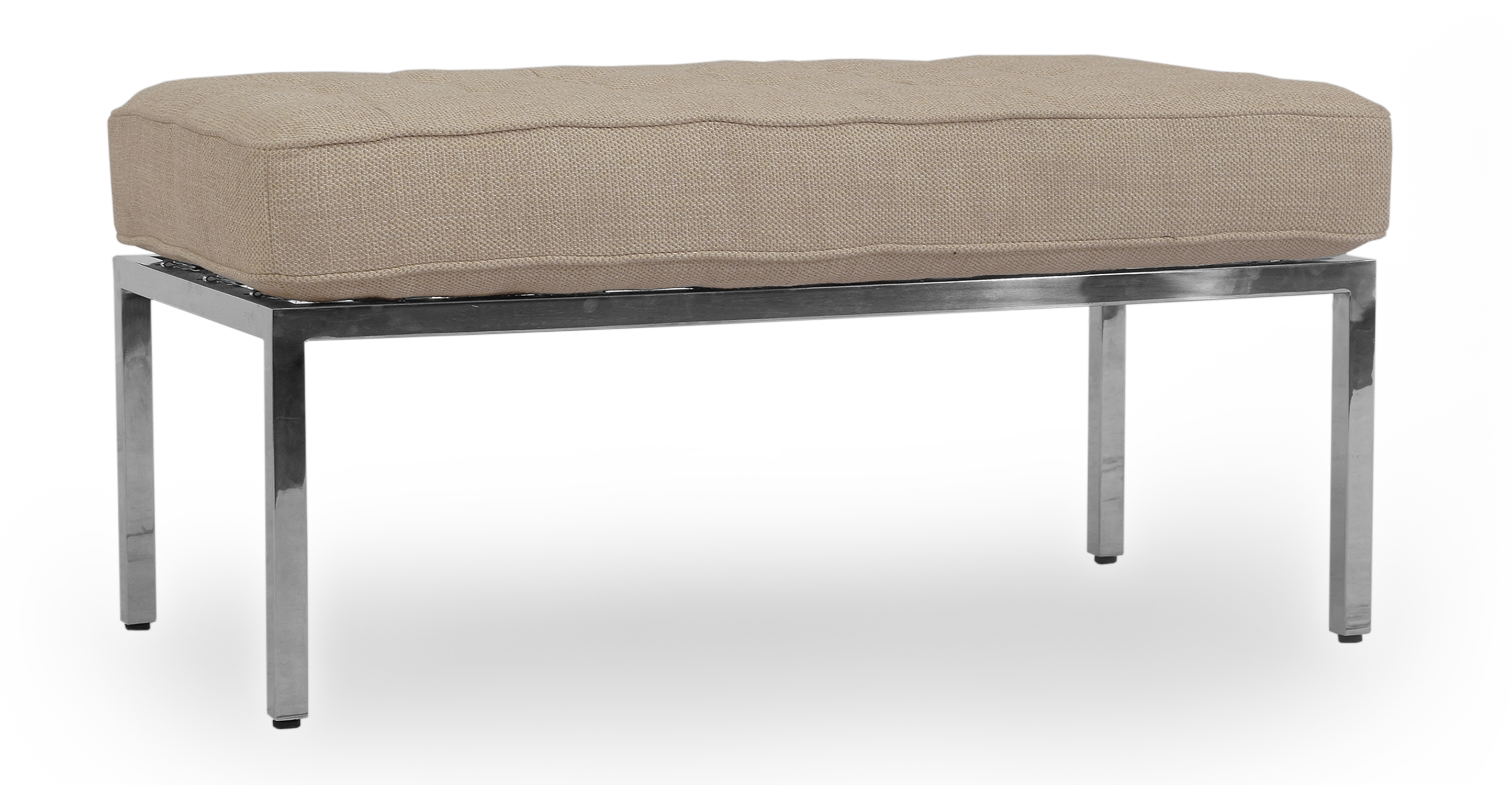 "Florence 36"" Fabric Bench, Renewal"