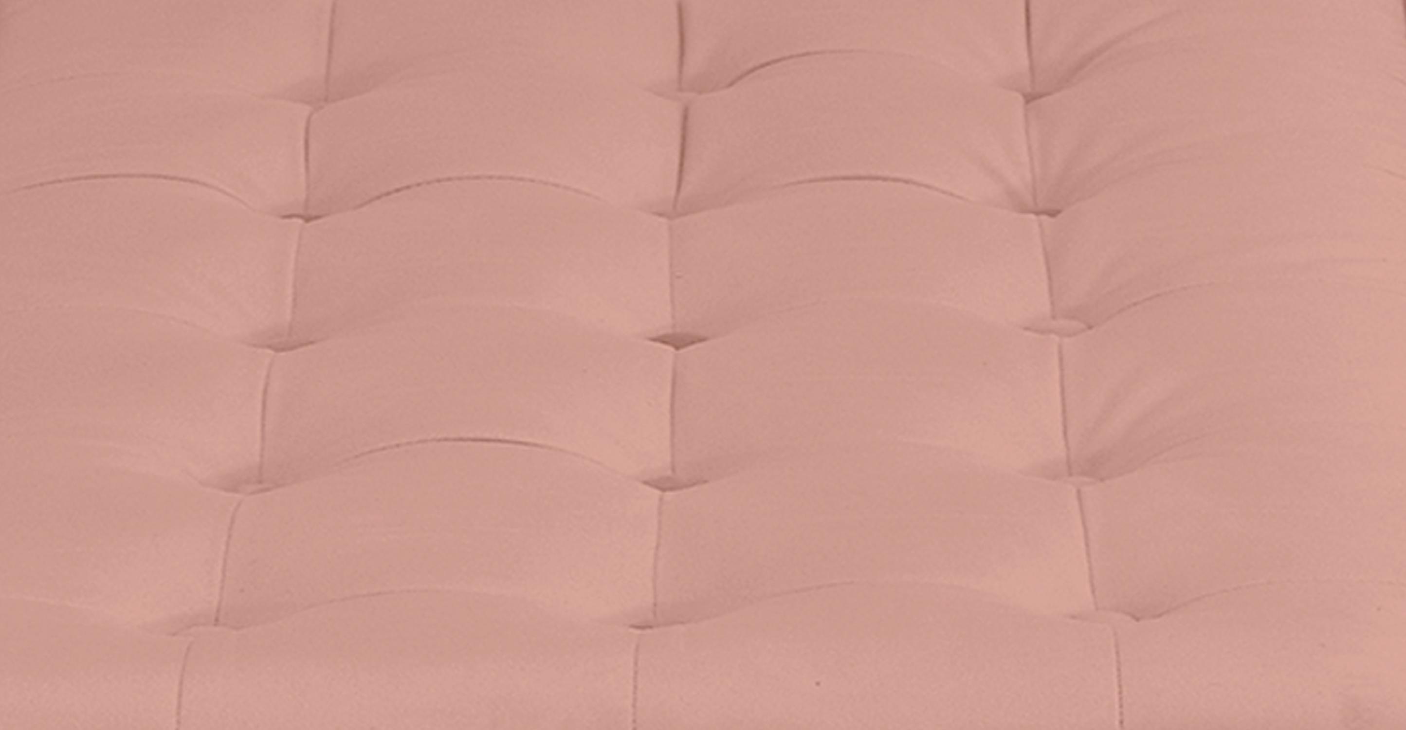 "Florence 59"" Fabric Bench, Cosmo Velvet"