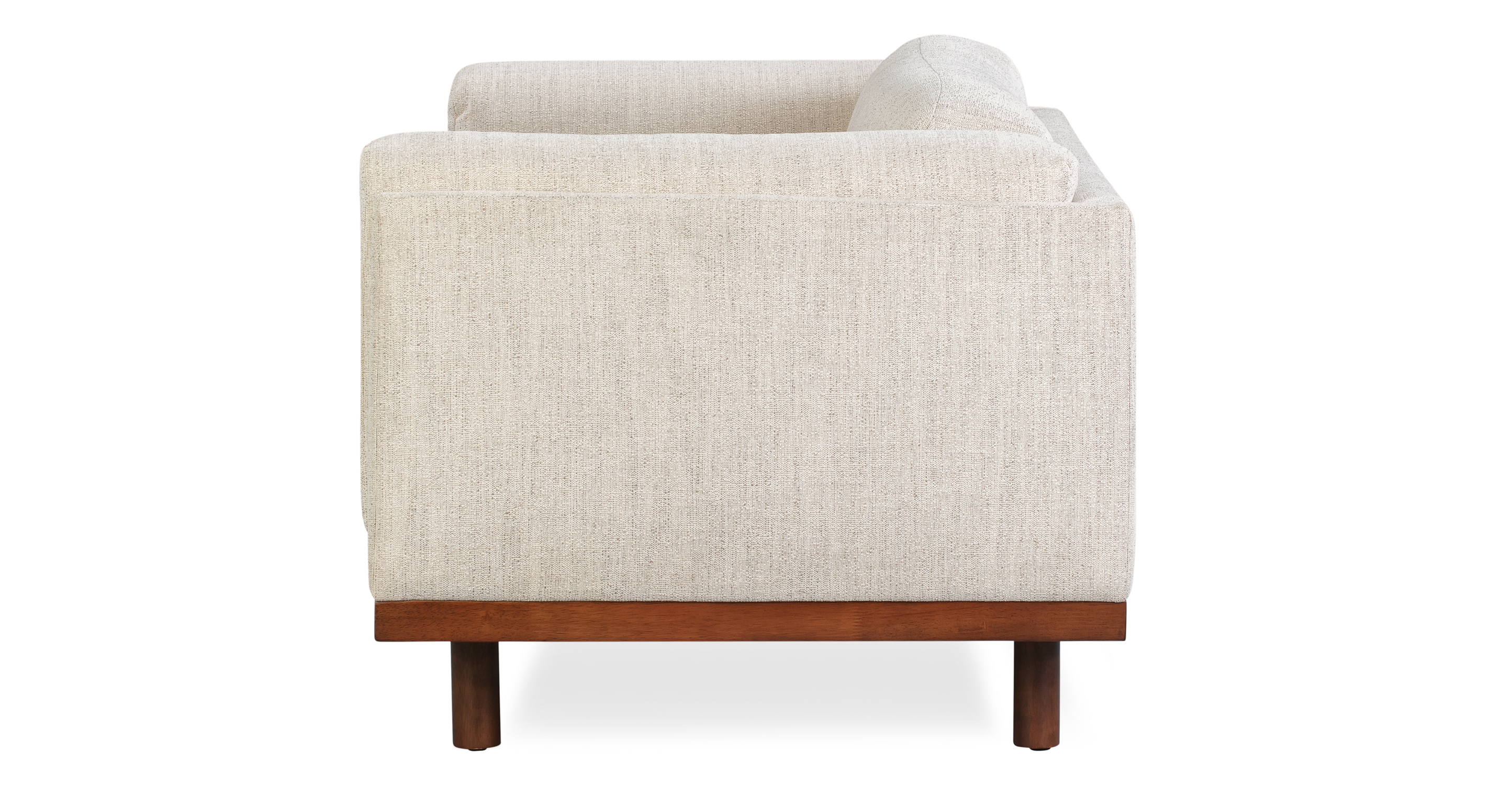 "Dane 79"" Fabric Sofa, Oyster"