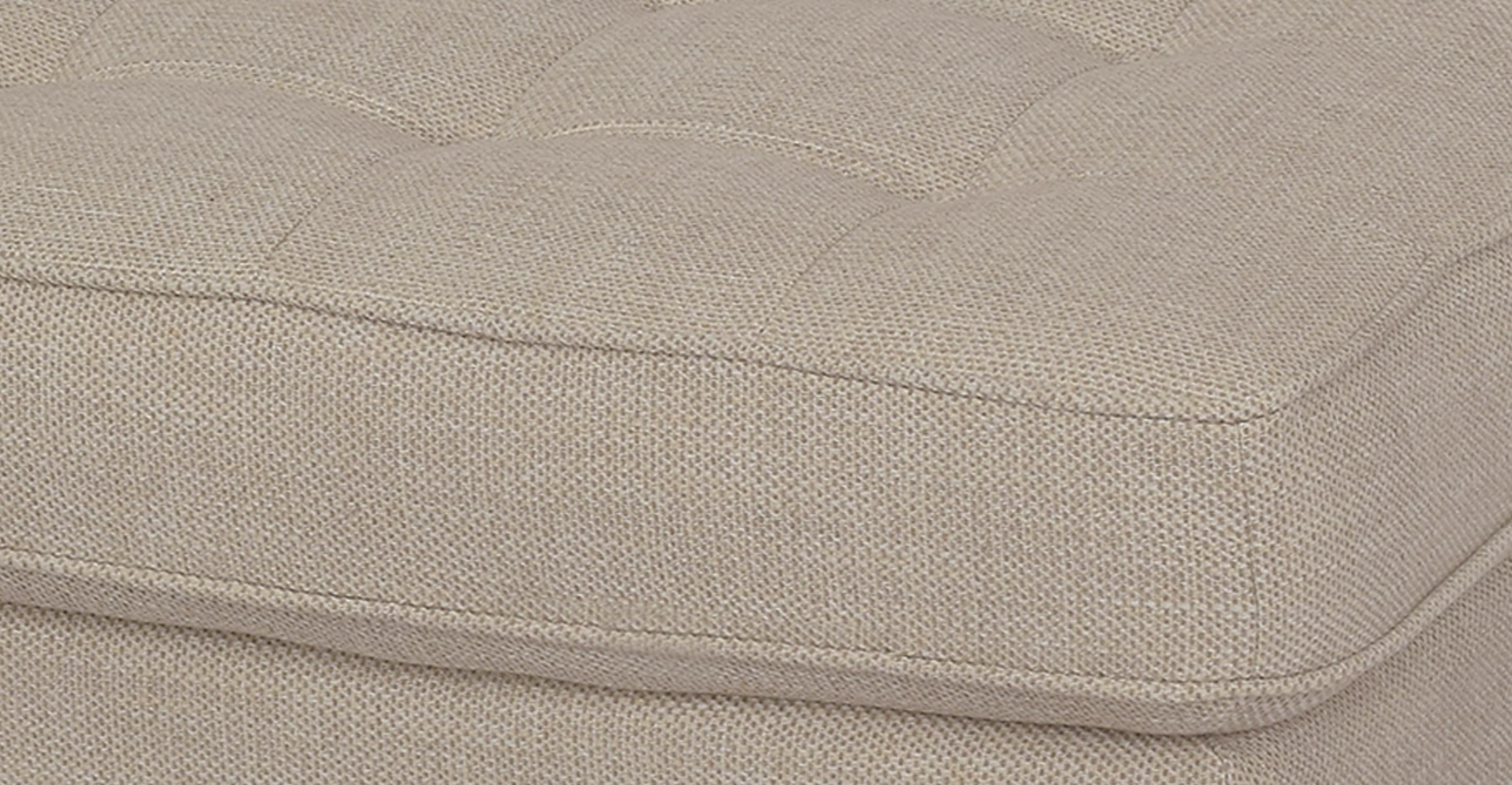 Florence Fabric Ottoman, Renewal Twill