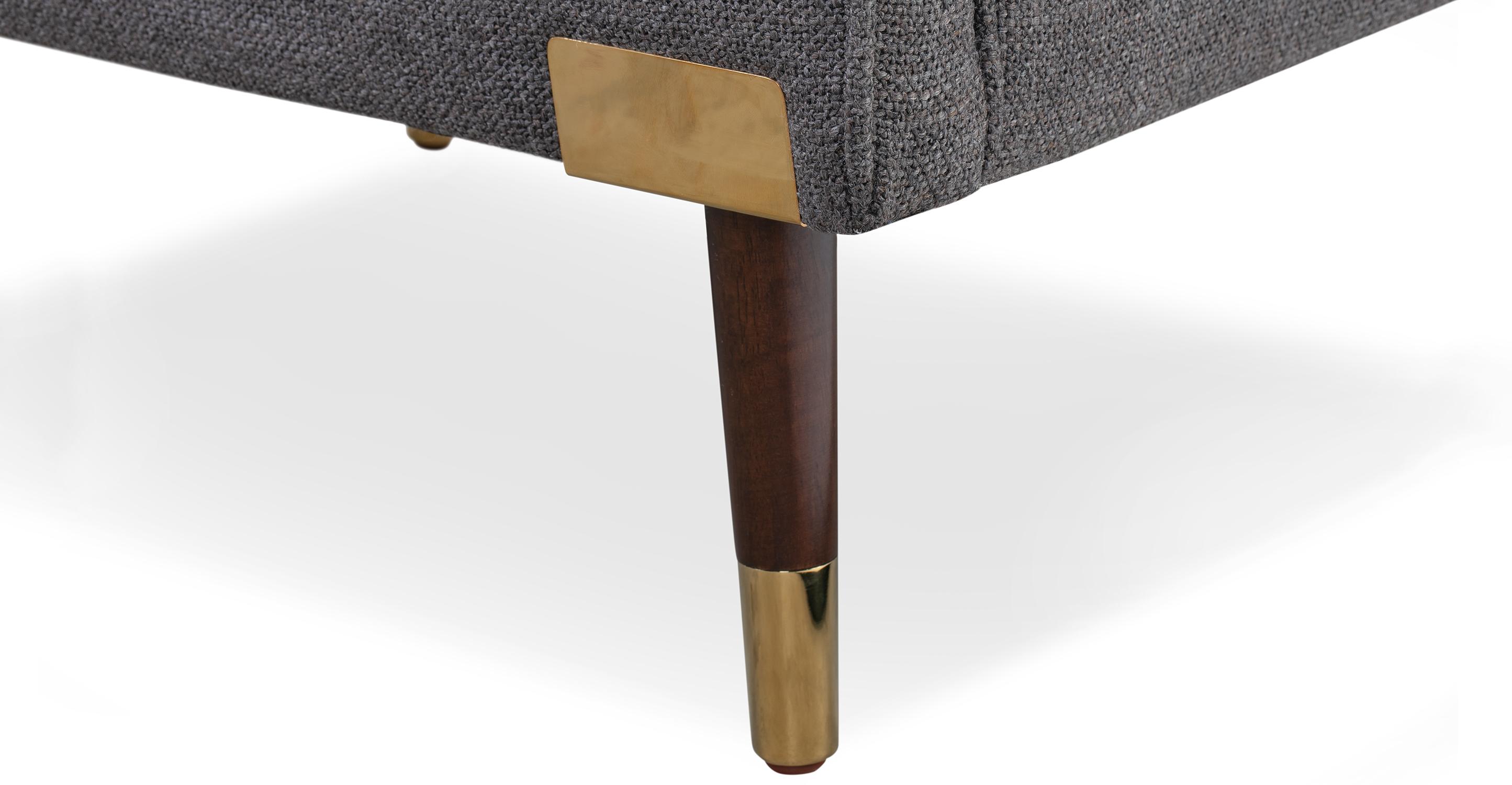 """Draper 27"""" Fabric Chair, Dior"""
