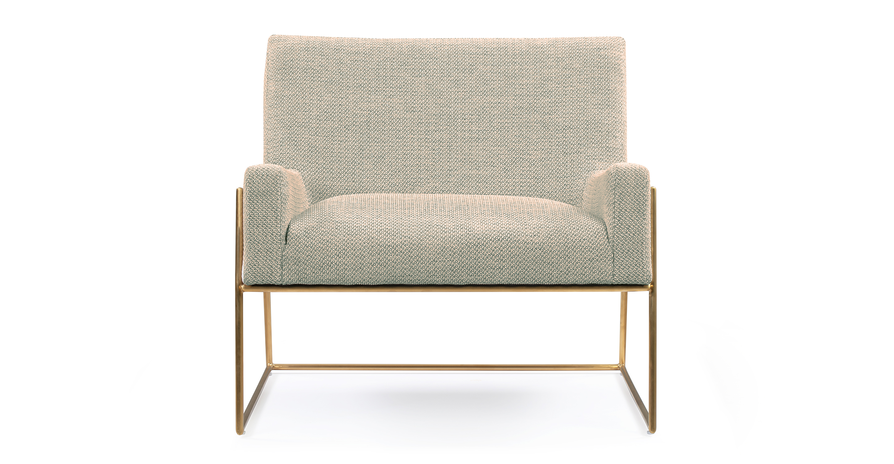 """Suspend 30"""" Fabric Chair, Beige Woven"""