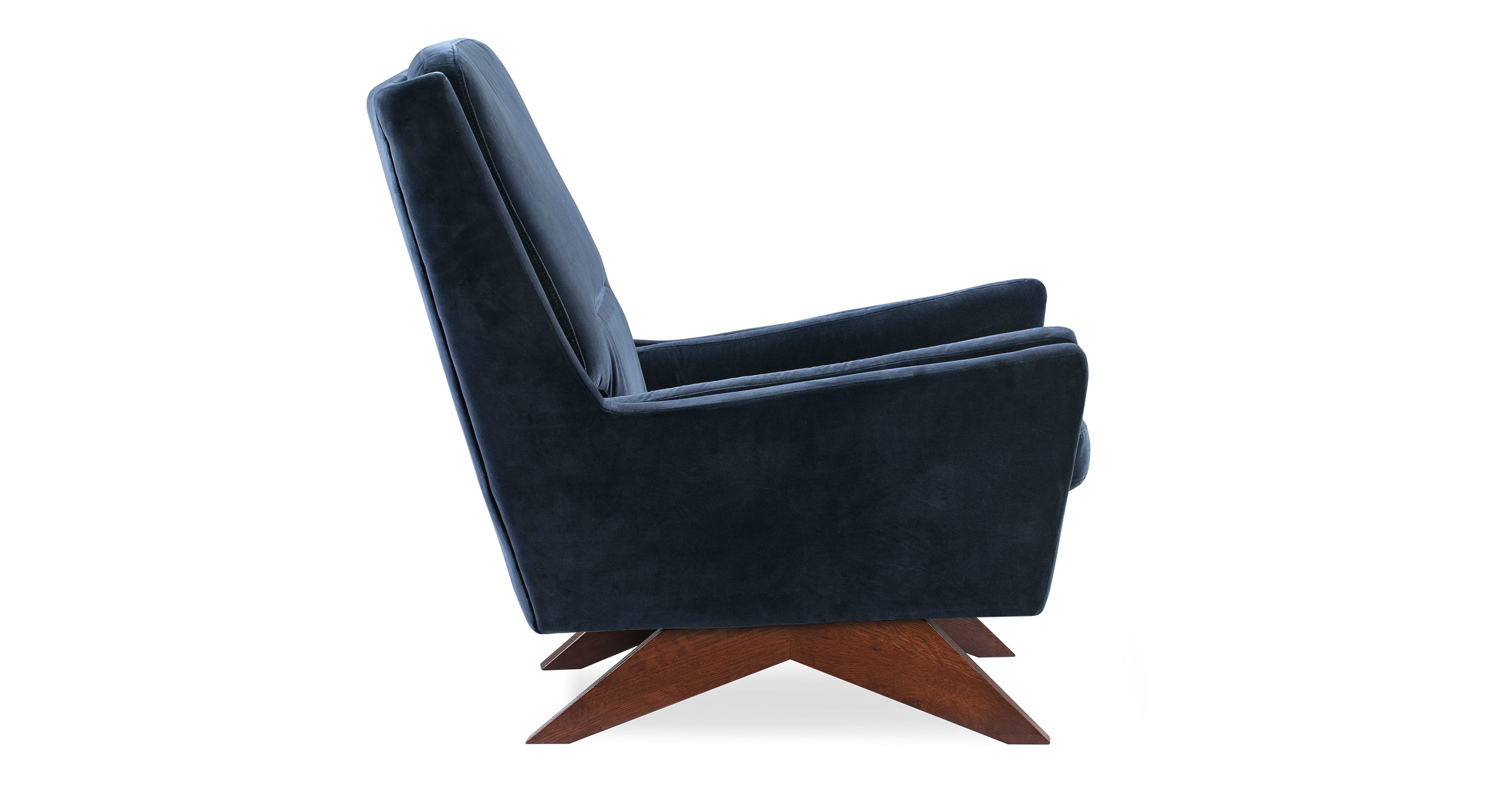 "Brasilia 30"" Fabric Chair, Admiral"