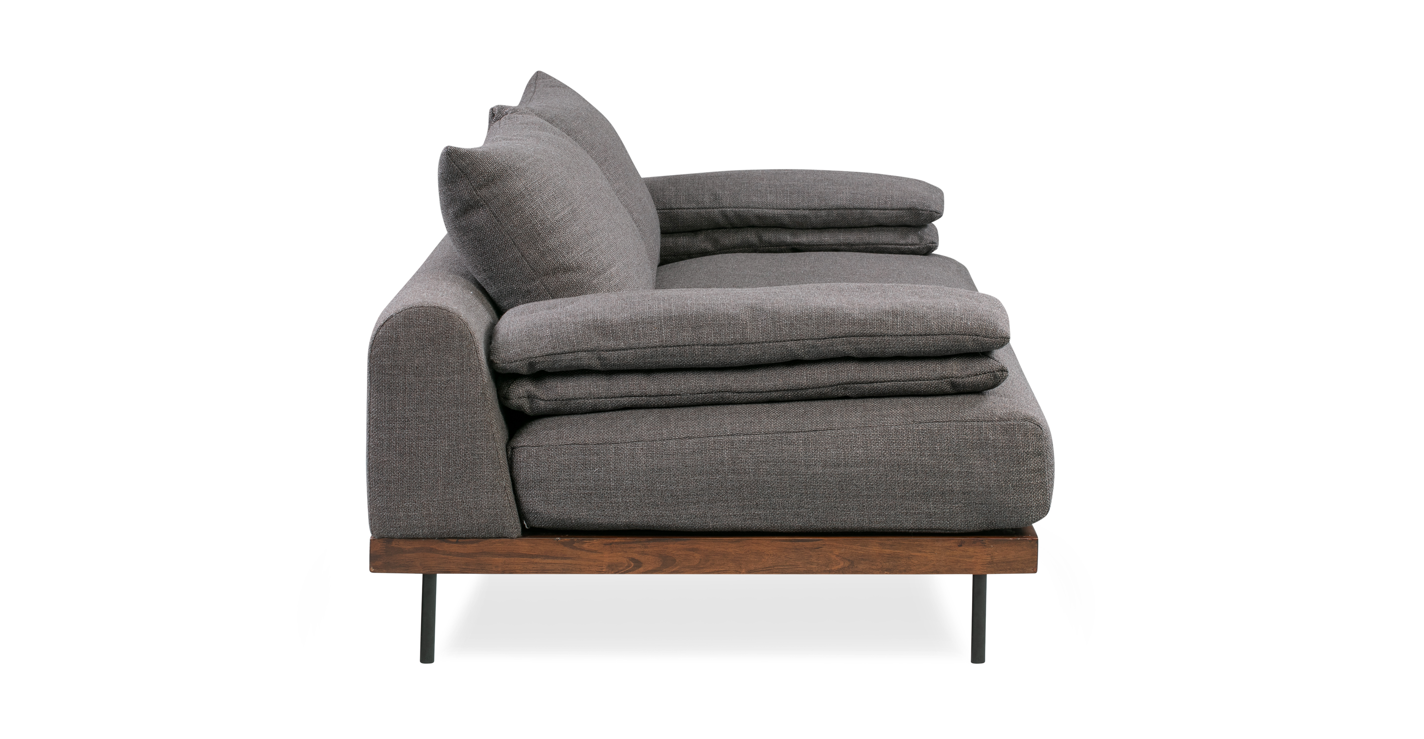 "Malibu 91"" Fabric Sofa, Dior"