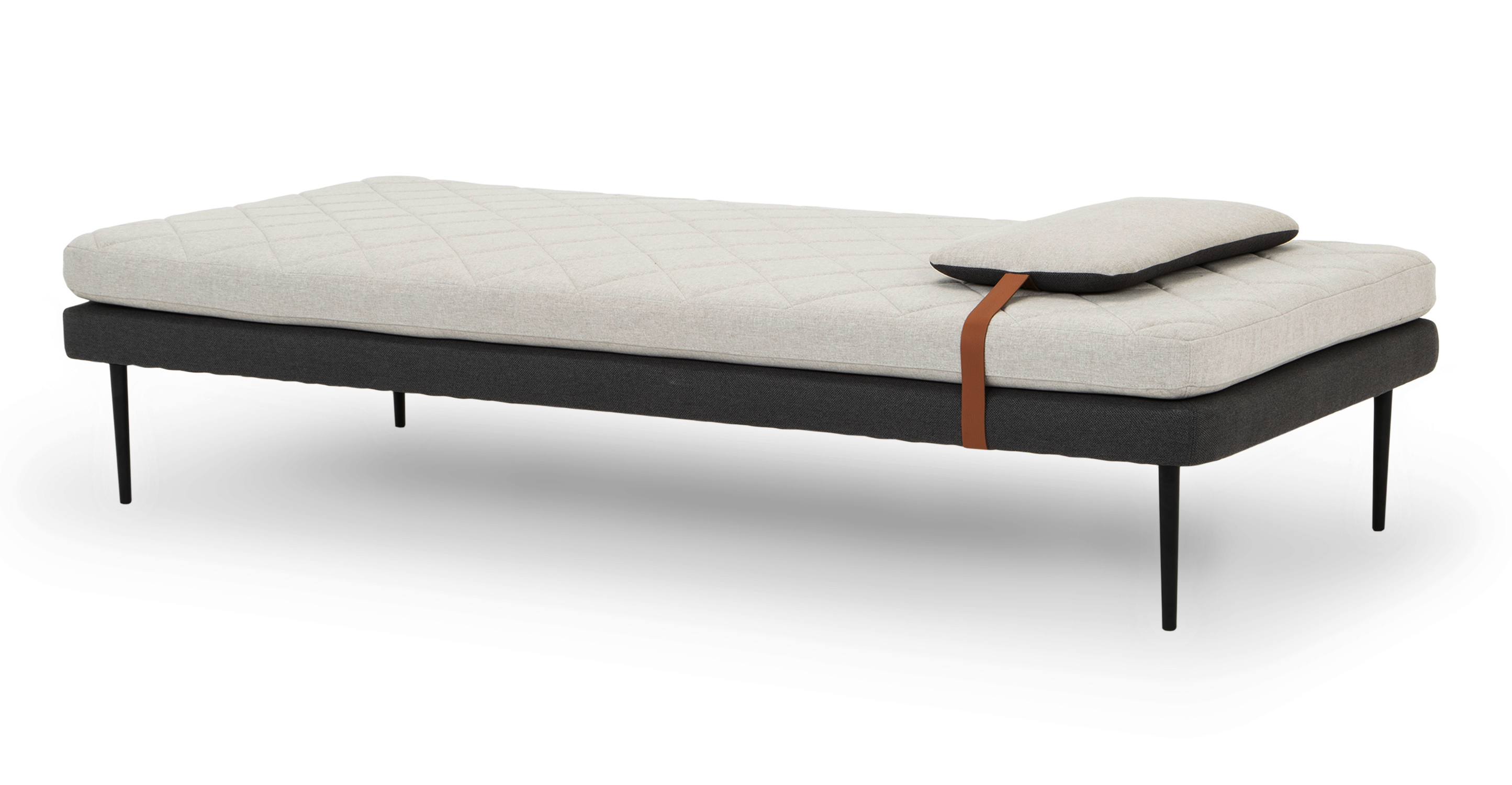 """Archie 72"""" Fabric Daybed, Jubilee"""