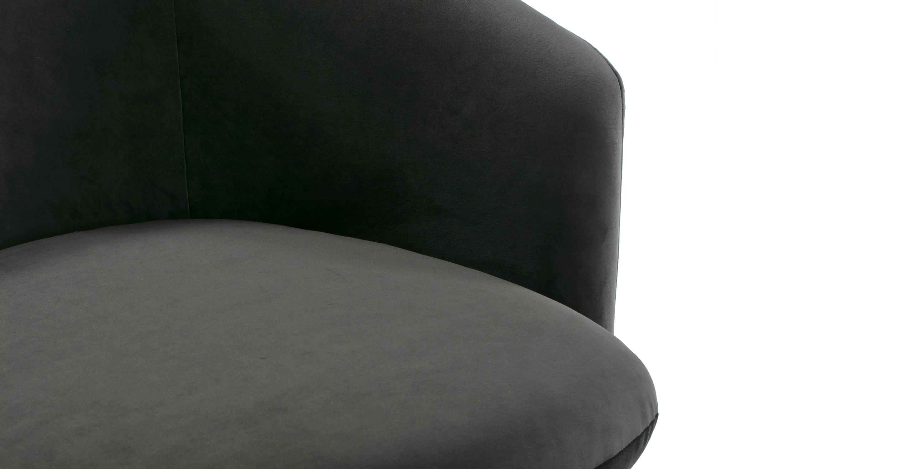 "Vogue 31"" Fabric Chair, Castlerock Velvet"
