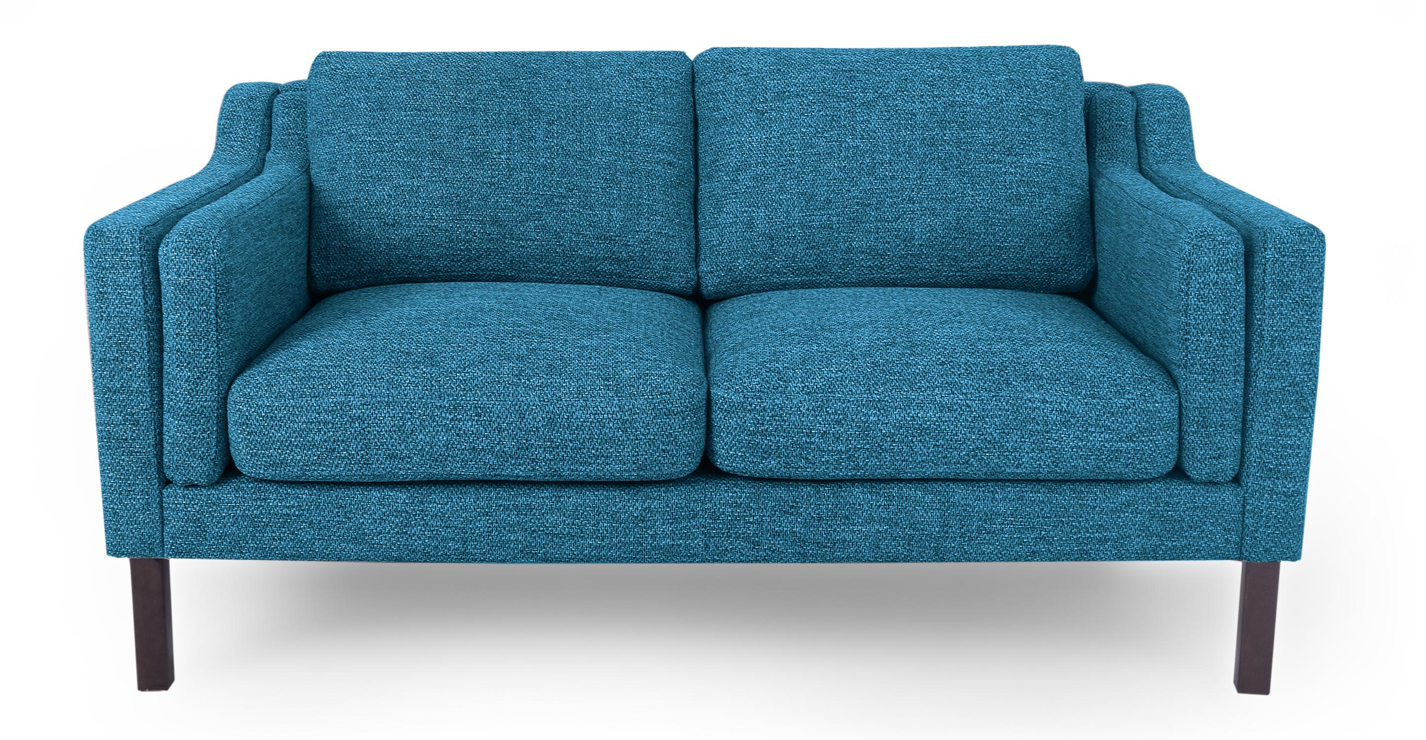 "Monroe 63"" Fabric Sofa, Bliss"