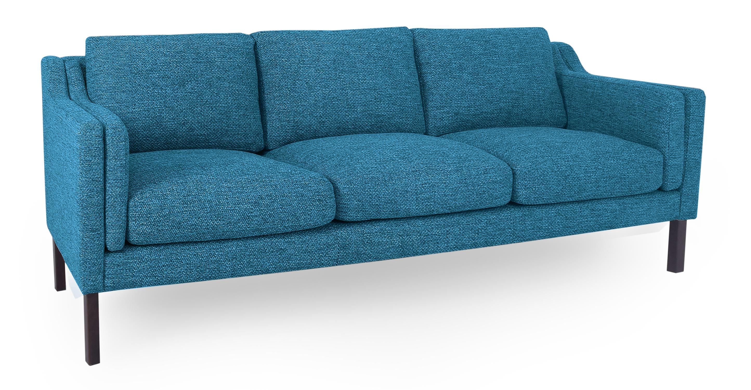 "Monroe 87"" Fabric Sofa, Bliss"