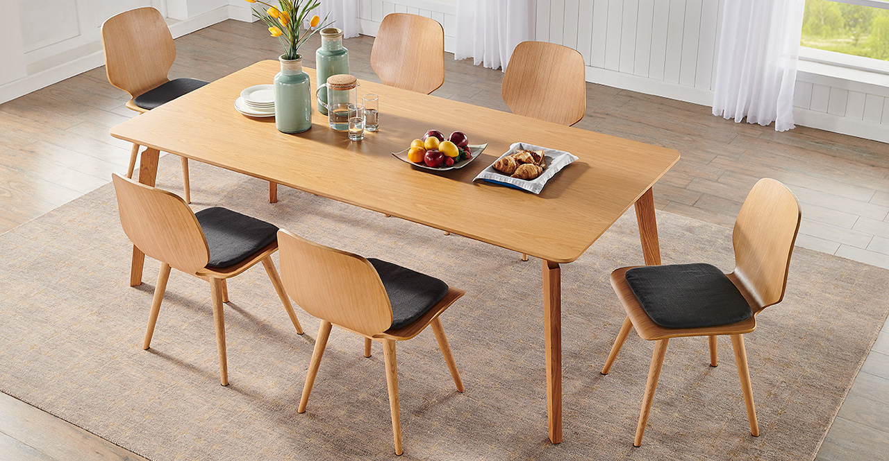 "Oslo 17"" Dining Chair 2 pc Set, Colossus"