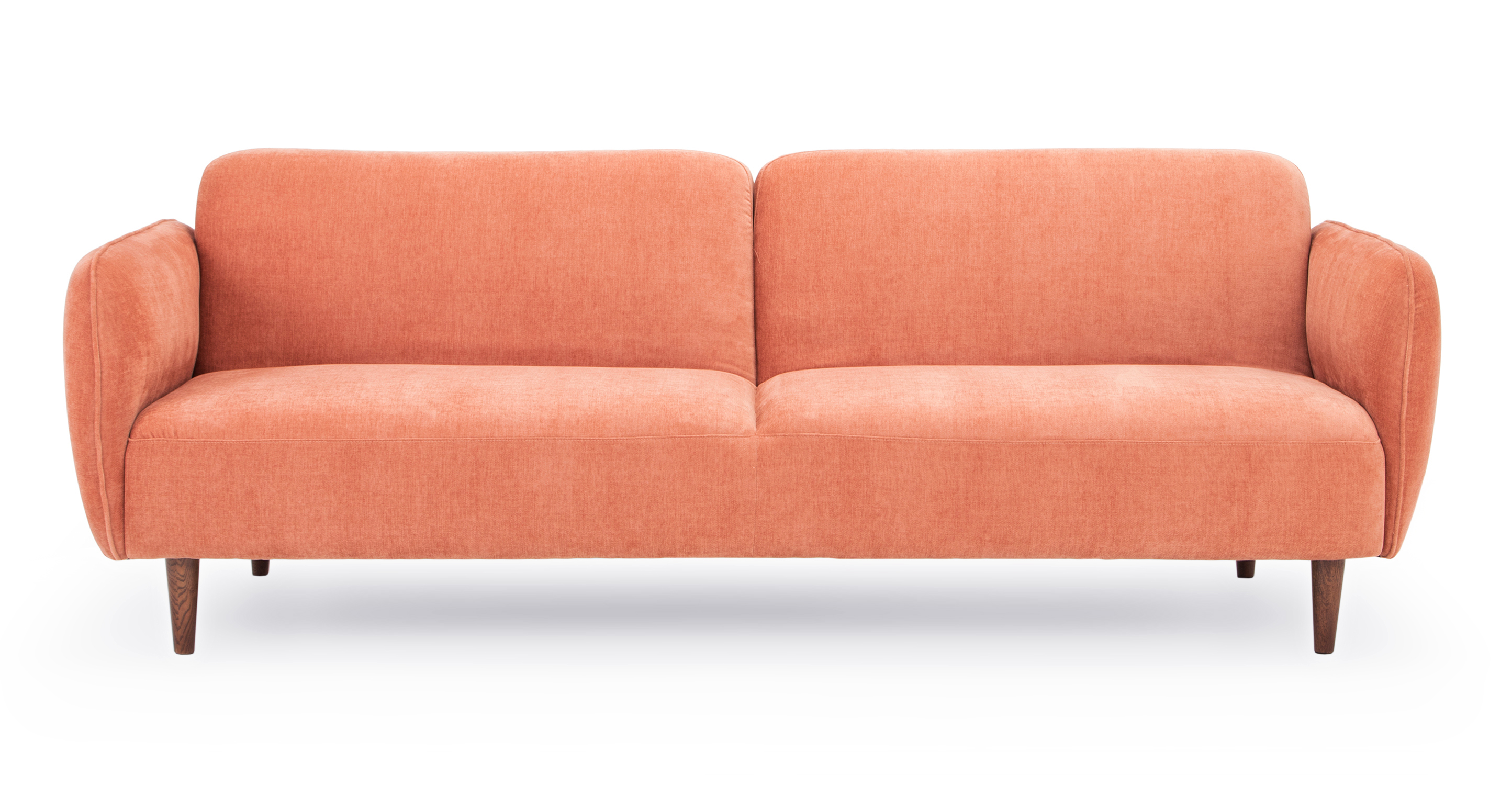 "Omer 88"" Fabric Sofa Sleeper, Enamored"