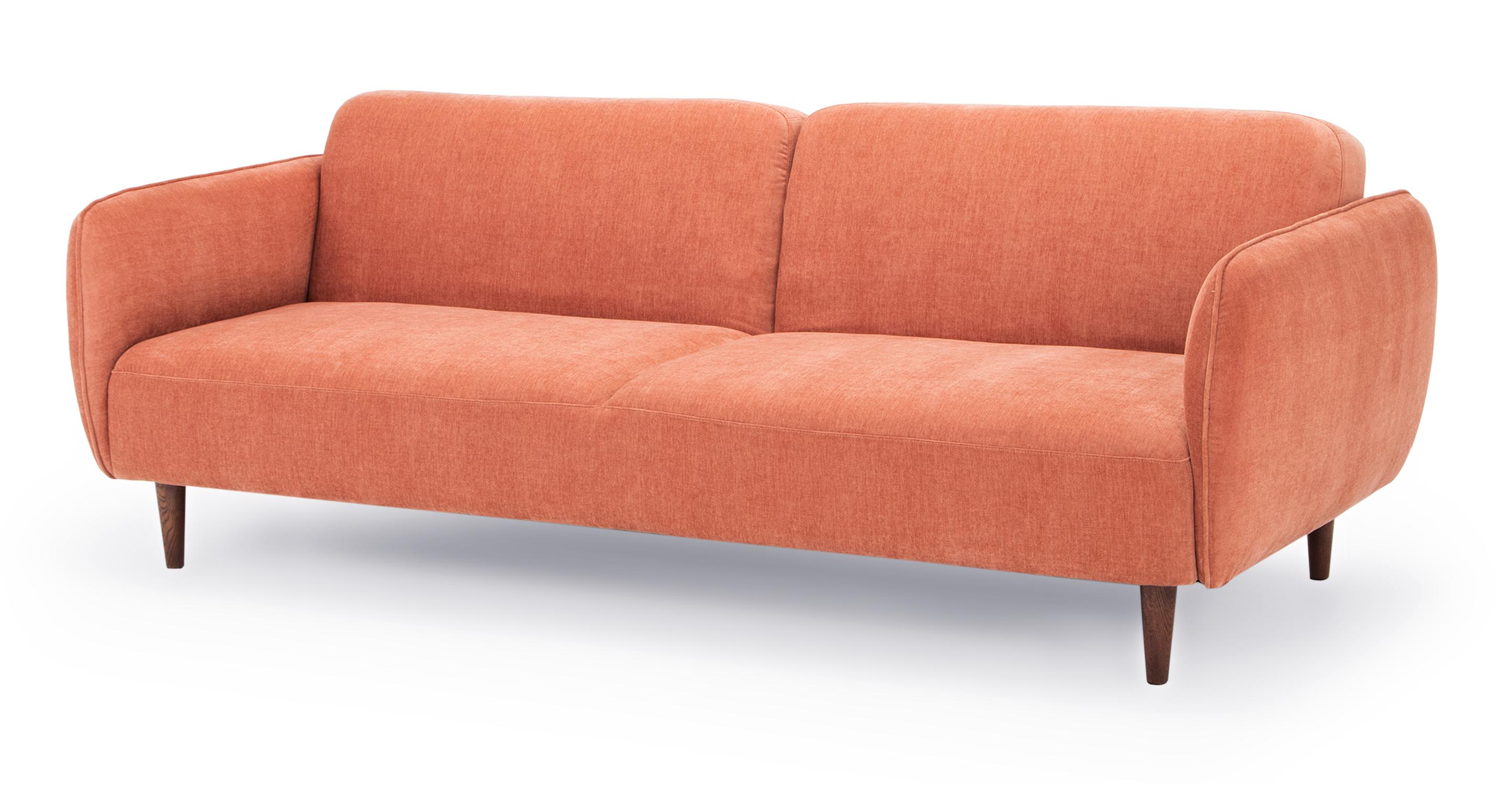 """Omer 88"""" Sofa Sleeper, Enamored"""