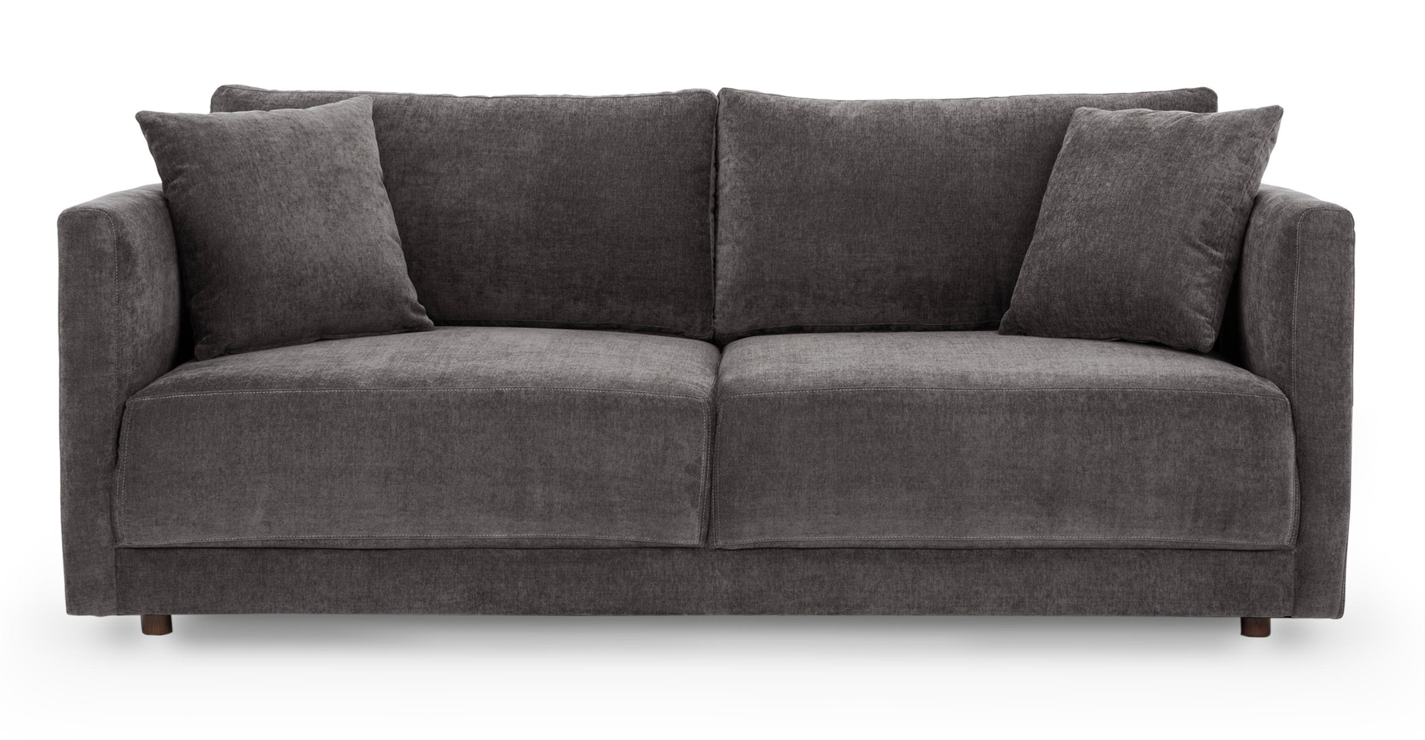 "Domus 76"" Fabric Sofa, Twilight"