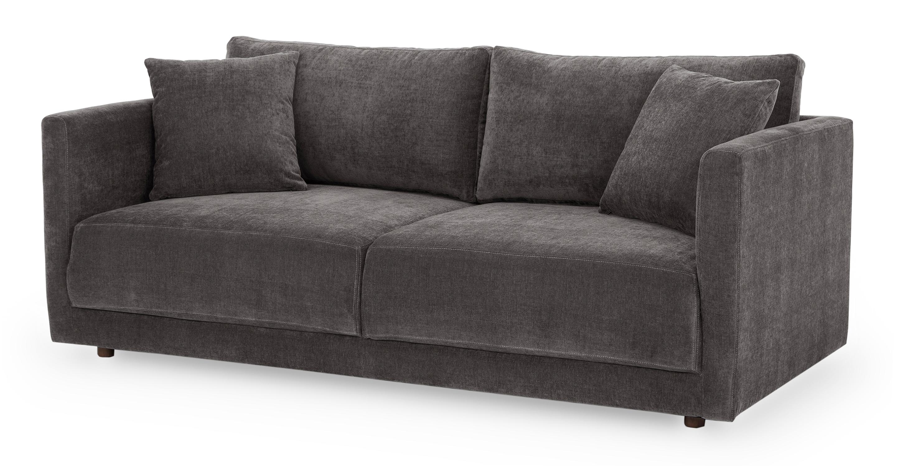 "Domus 76"" Fabric Sofa, Twilight"