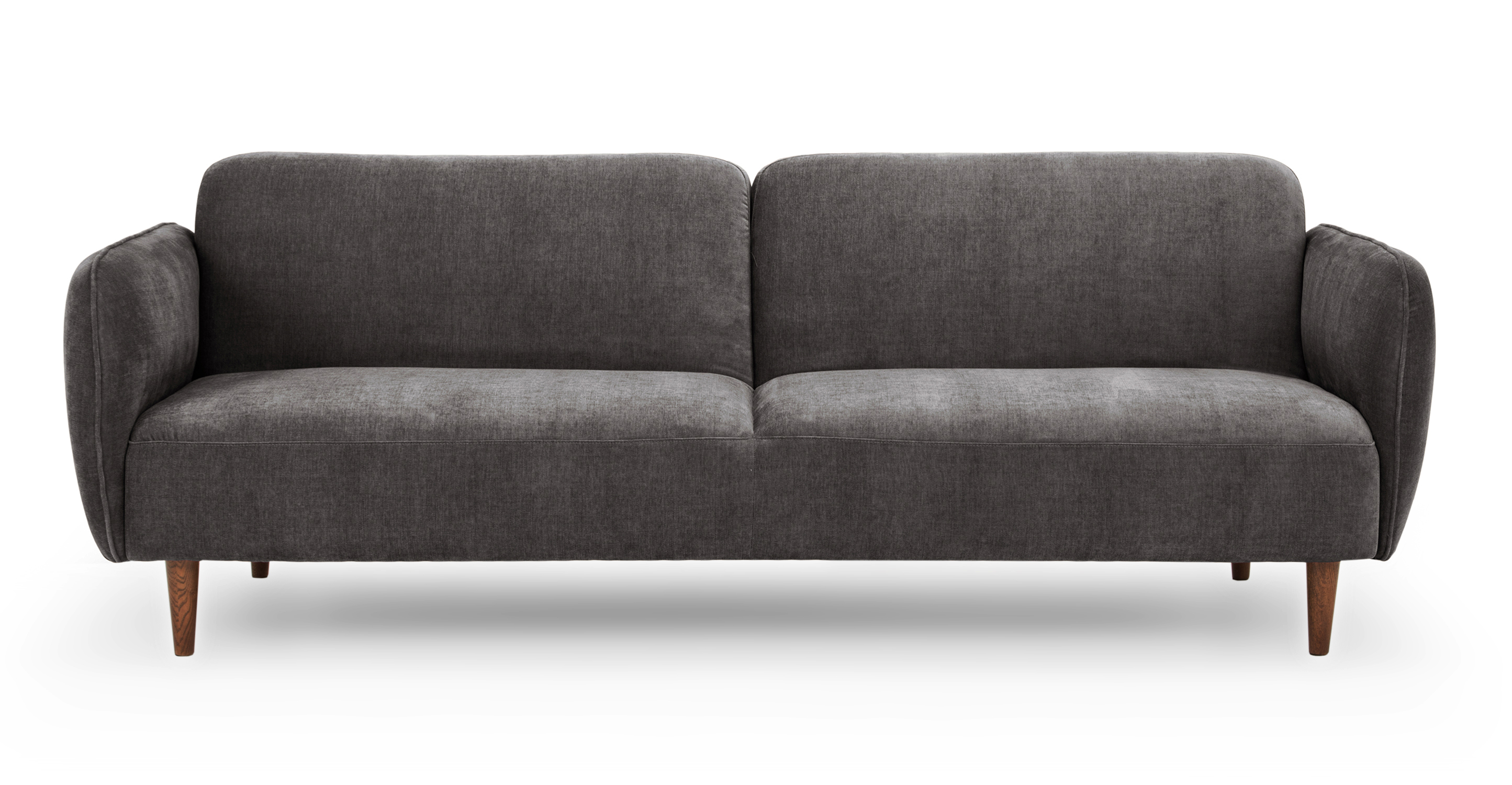 "Omer 88"" Fabric Sofa Sleeper, Twilight"