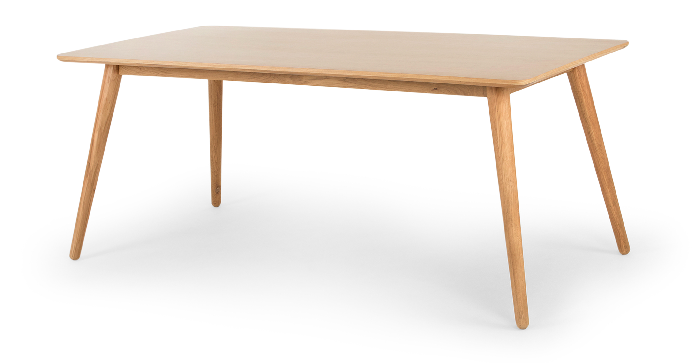 "Pakar 79"" Dining Table, Natural Oak"