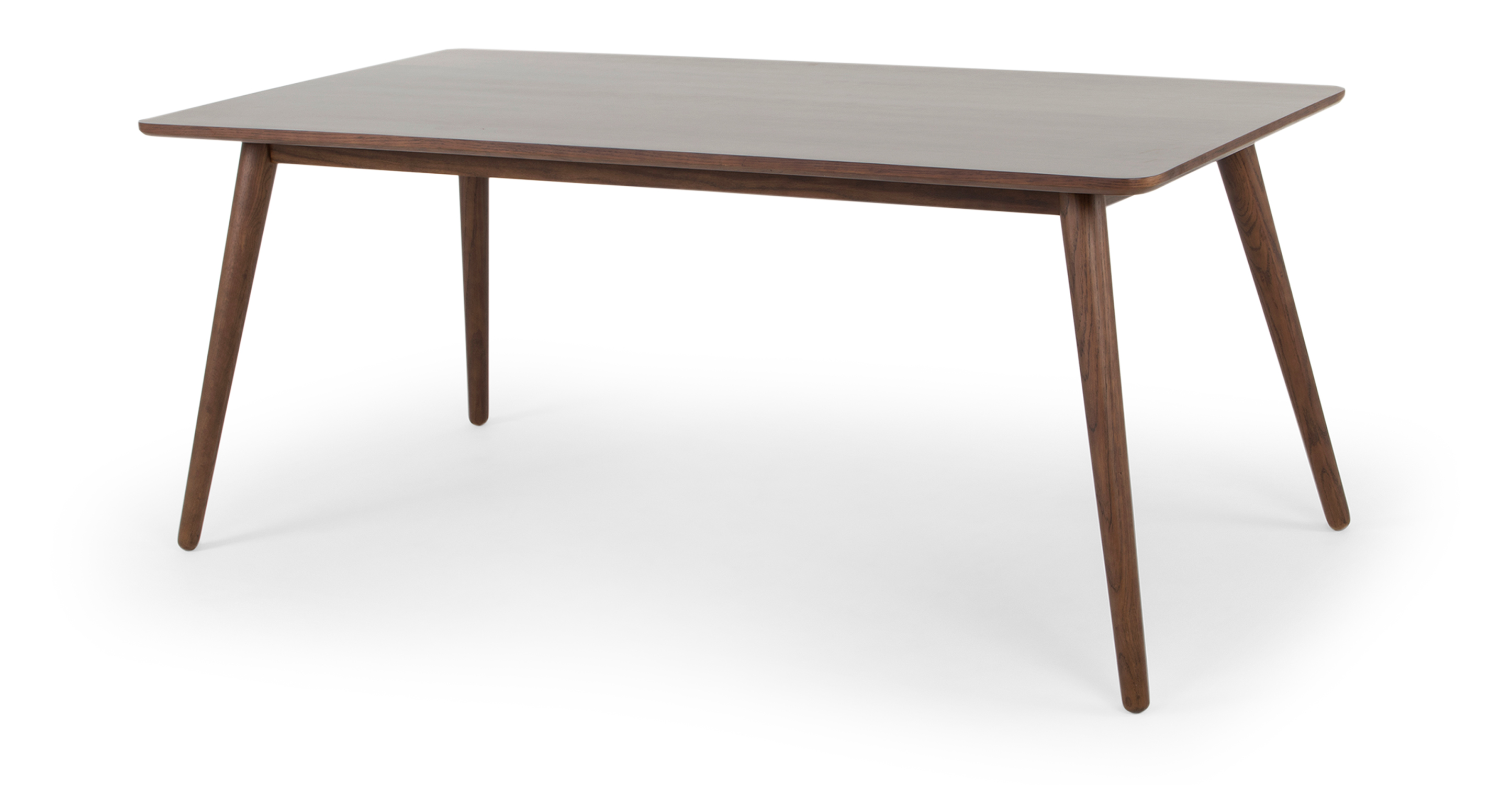 "Pakar 79"" Dining Table, Walnut"