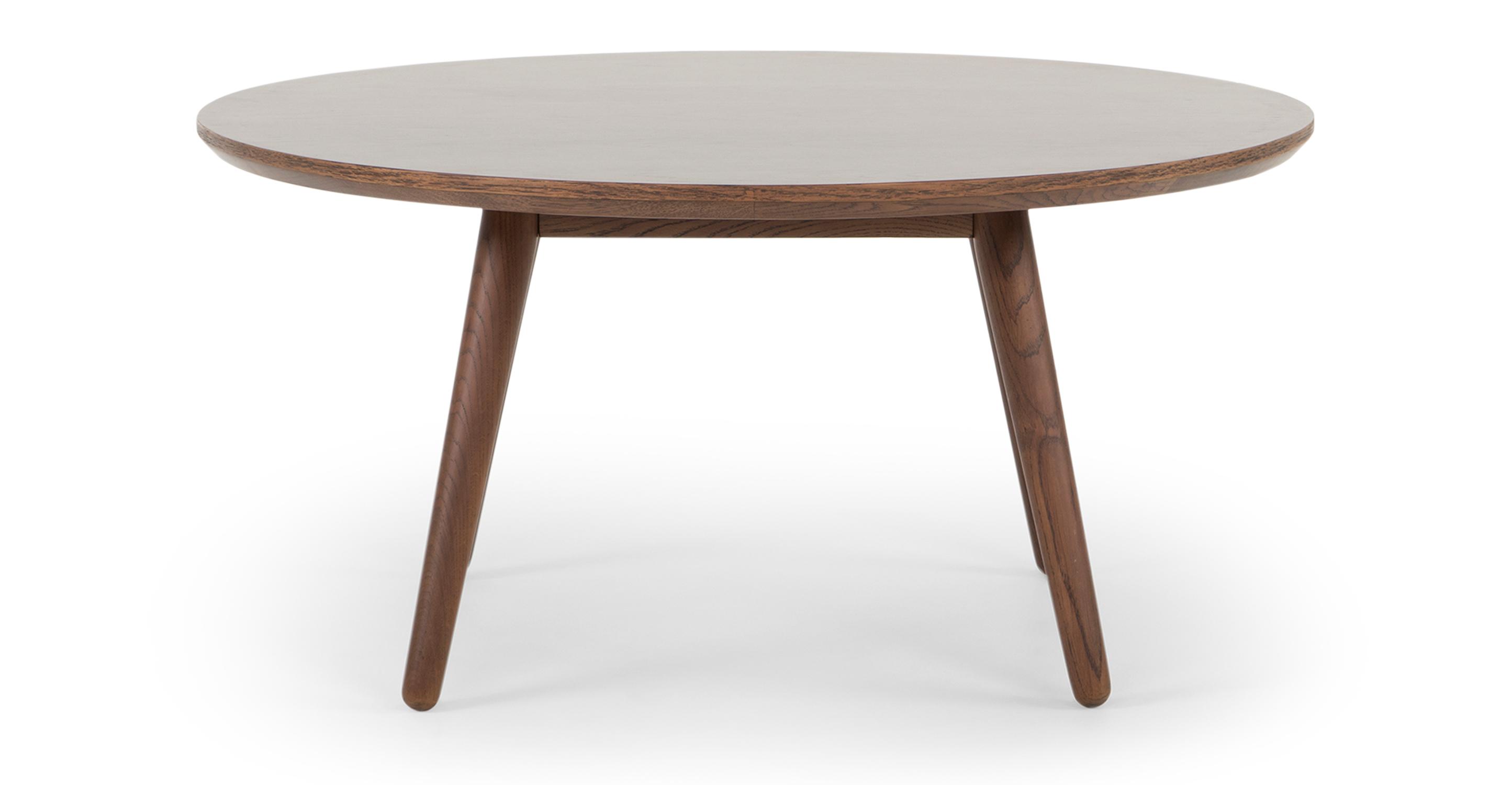 "Milner 36"" Coffee Table, Walnut"