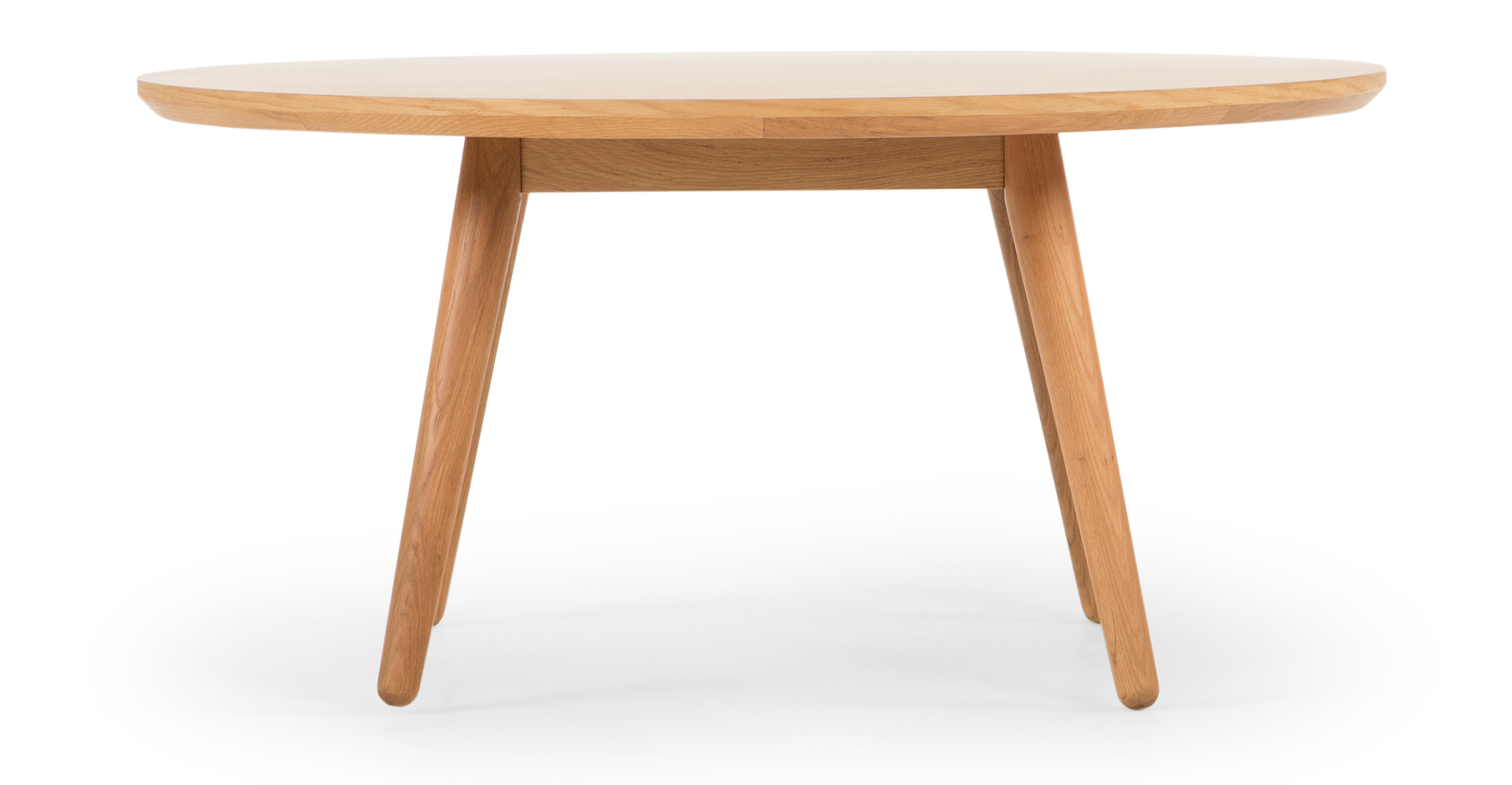 "Milner 36"" Coffee Table, Natural Oak"