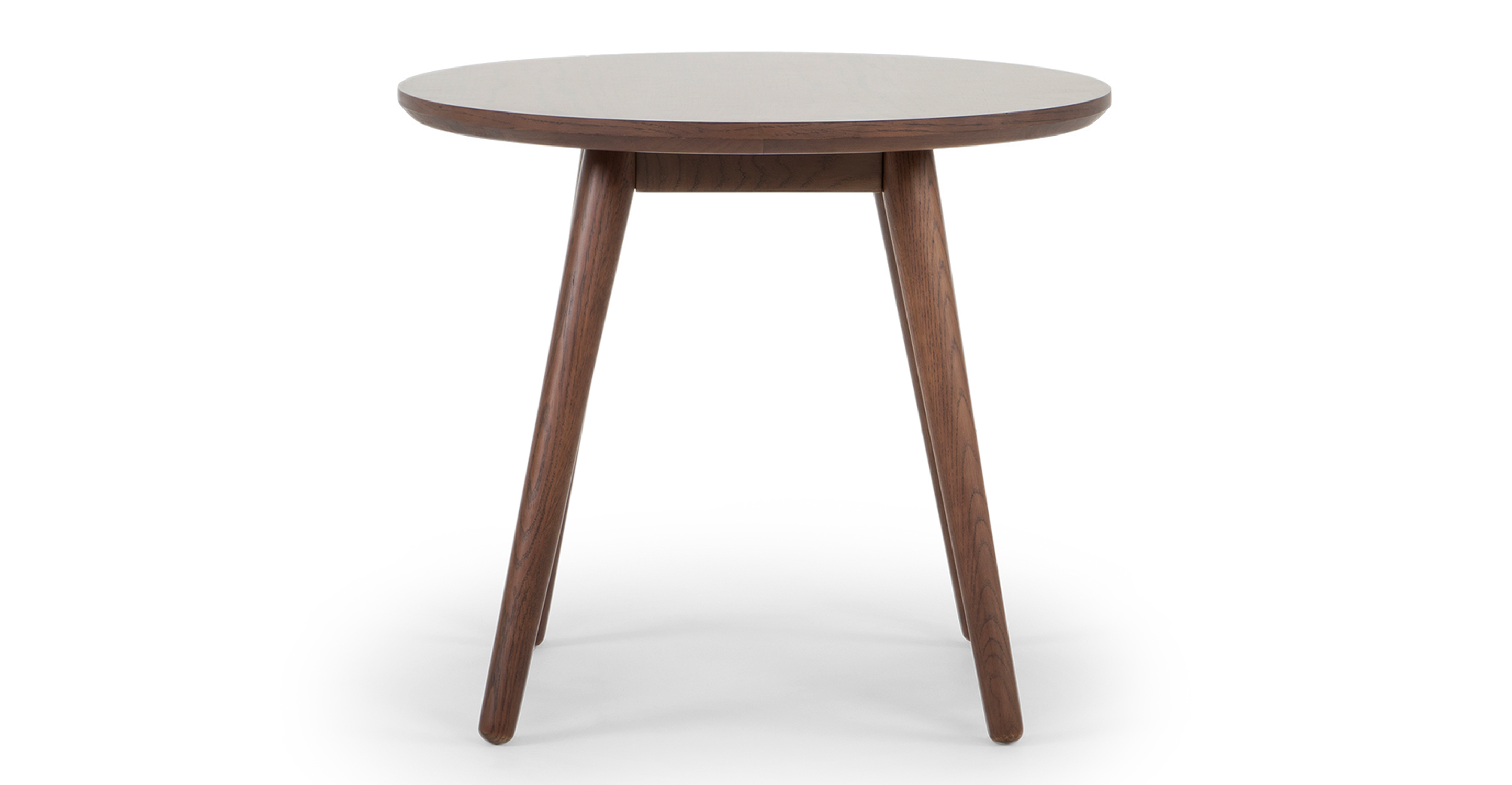 "Milner 24"" Side Table, Walnut"