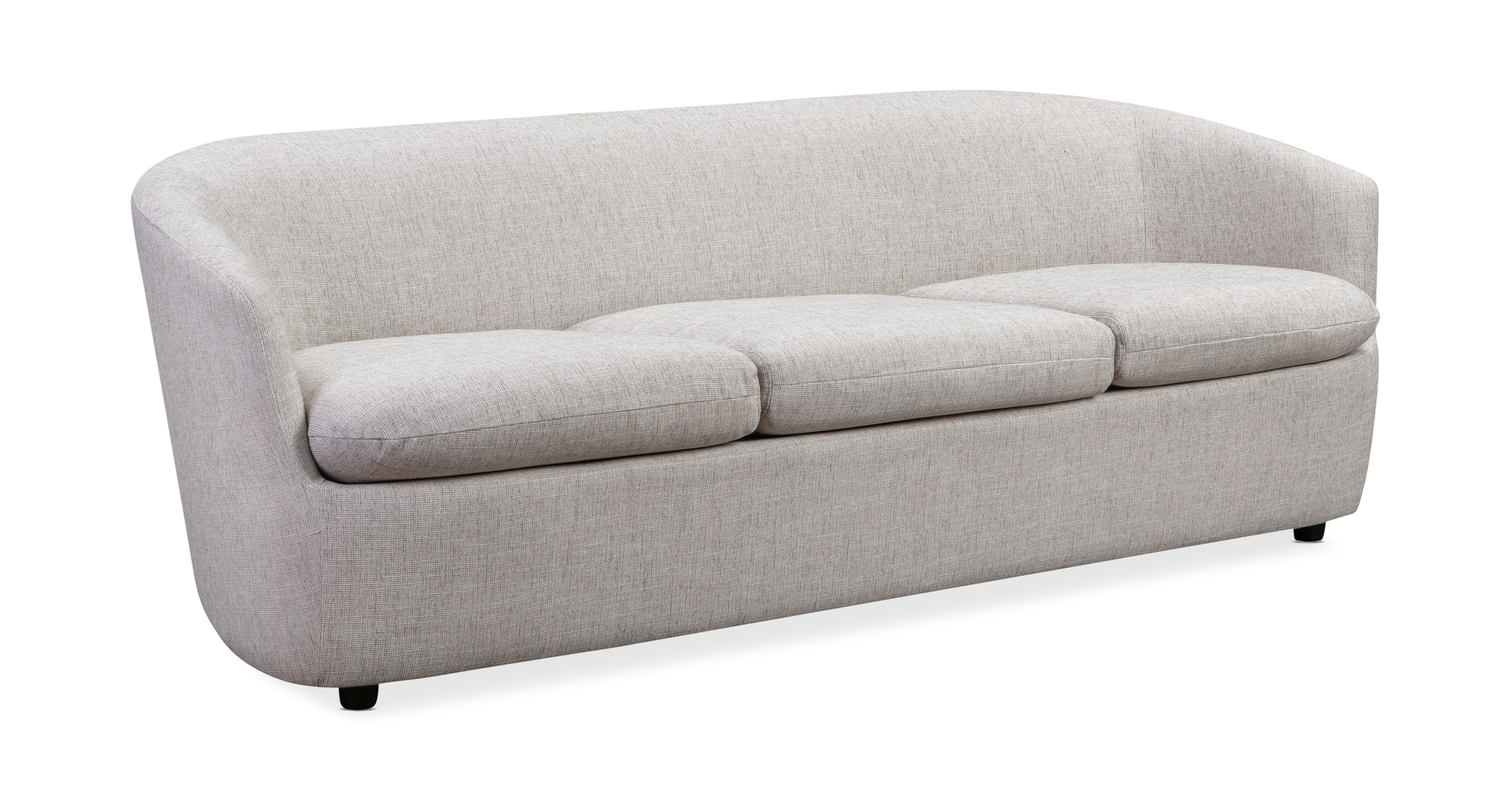 "Vogue 83"" Fabric Sofa, Mojave"
