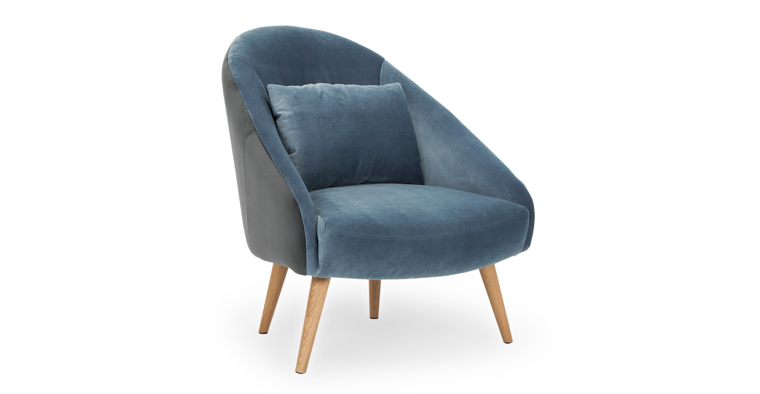 "Jester 36"" Fabric Chair, Celestial & Anchor"